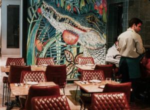Jacaré – Lisboa
